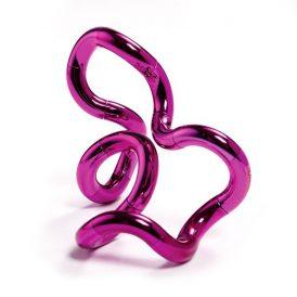 Tangle Jr. Metallics - Pink