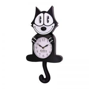 Clock ~ Felix the Cat 3-D Motion Wall Clock