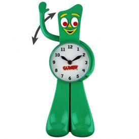Clock ~ Gumby 3-D Motion Clock