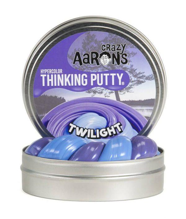 "Crazy Aaron's Thinking Putty Twilight 4"""