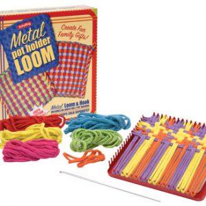 Classic Metal Potholder Loom