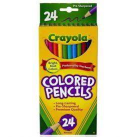 Crayola 24 ct. Colored Pencils