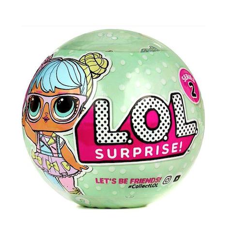 L.O.L. Doll Surprise Series 2