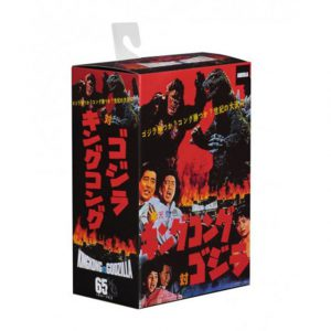 "Godzilla 12"" HTT 1962 Godzilla vs. King Kong NECA"