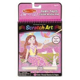 Scratch Art Fairy Tale by Melissa Doug