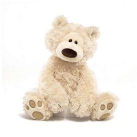 "Philbin Teddy Bear 10"" GUND"