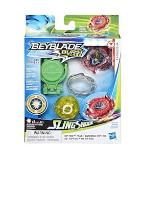 BEYBLADE Burst Turbo Z Achilles A4 Sling Shock