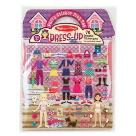 Puffy Sticker Play Set Dress-Up
