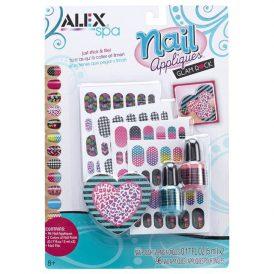 Alex Spa Nail Appliques Glam Rock