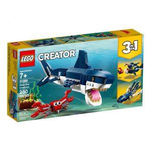 LEGO Creator Deep Sea Creatures 3-in-1 31088