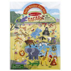Puffy Sticker Play Set Safari