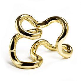 Tangle Jr. Metallics - Gold