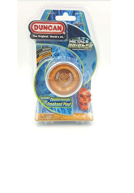 Duncan Yo-Yo Metal Drifter Advanced - Orange