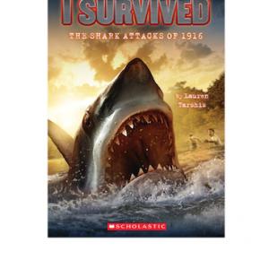 I Survived the Shark Attacks of 1916 PB