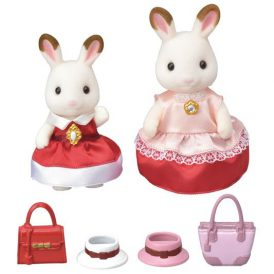 Calico Critters Dress Up Duo Set