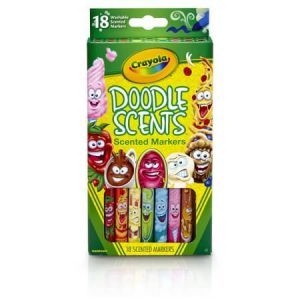 Crayola Doodle Scents Scented Markers
