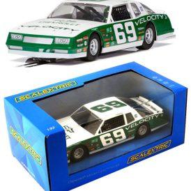 Chevrolet Monte Carlo 1986 #69 Scalextric Slot Car