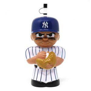 Big Sip MLB New York Yankees TeenyMates 16 oz. Wat