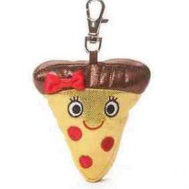 GUND Sparkle Snacks Clip - Pizza
