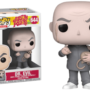 Pop! Movies: Austin Powers - Dr. Evil 644