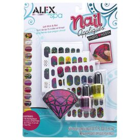 Alex Spa Nail Appliques Fashionista
