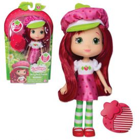"""6"""" Strawberry Shortcake ~ Strawberry SC"""